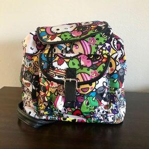 Hello Kitty Tokidoki backpack